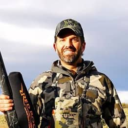 Donald Trump Jr. Killed Endangered Sheep In Mongolia With Special Presidential Permit