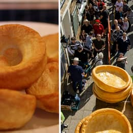 The UK's First Ever Yorkshire Pudding Festival Launches Next Year