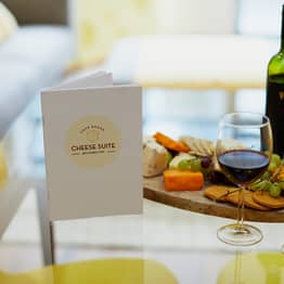 Café Rouge's Cheese Suite In London Hotel Officially Opens Today