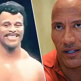 Dwayne Johnson Pays Tribute To His Late Dad