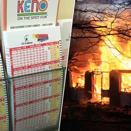 Aussie Man Who Lost Family Home In Bushfires Wins The Lottery