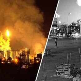 Man Killed By Debris Of Chemical Plant Explosion More Than 3km Away