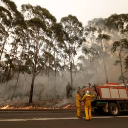 Californian Firefighters Heading To Australia To Help Fight Bushfires