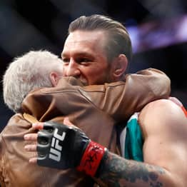 Conor McGregor Hugged Cowboy's Grandma After Knocking Him Out In 40 Seconds