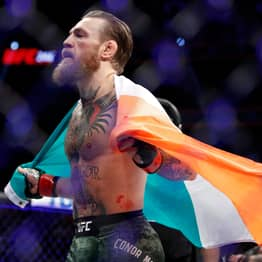 Nate Diaz Says McGregor's Comeback Win Was Fixed And 'Fake As Sh*t'