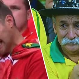 Devoted Football Fans Experience 'Dangerous' Levels Of Stress, Study Suggests