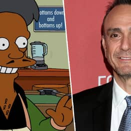 The Simpsons' Apu Will No Longer Be Voiced By Hank Azaria