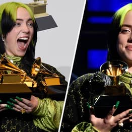 Billie Eilish Just Made Grammys History By Winning The Big Four