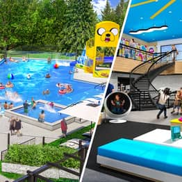 World's First Ever Cartoon Network Hotel Just Opened