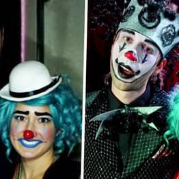 Clown Fetish Couple Looking For Third Person For Their 'Adult Circus'