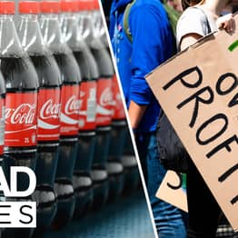 Coca-Cola Says People Still Want Plastic Bottles But We Want A Healthy Planet To Live On More