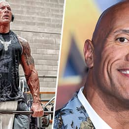 The Rock Has Officially Started Training For Black Adam