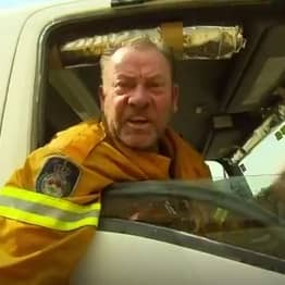 Aussie Firefighter Tells PM Scott Morrison To 'Go And Get F*cked'