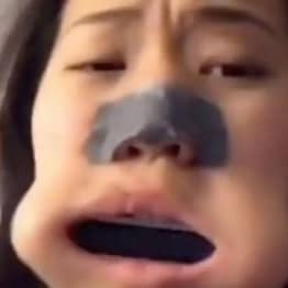 TikTok Teen Records Noises She Makes When Harmonica Gets Stuck In Her Mouth
