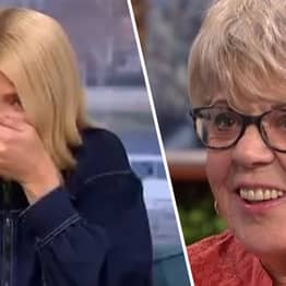 Pensioner Shocks This Morning's Holly Willoughby and Phillip Schofield Talking About 'Rough' Sex With 35-Year-Old Boyfriend