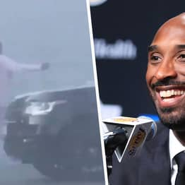 A Month Ago, Kobe Bryant Witnessed A Major Crash And Comforted Victims Until Help Arrived