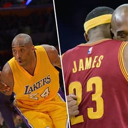 LeBron James Paid Tribute To Kobe Bryant Hours Before He Died