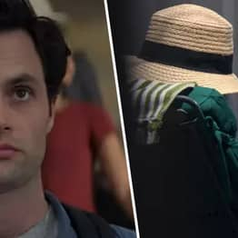 Penn Badgely Addresses You Fan Theory About His Mum