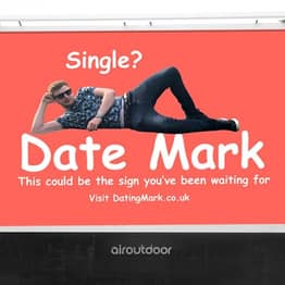 Sheffield Man Buys Billboard To Find Love Because Dating Apps Aren't Working For Him