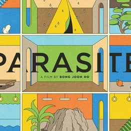 Parasite Hid Oscar In Poster A Month Before Best Picture Win