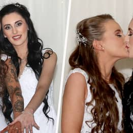 Couple Have First Same-Sex Wedding In Northern Ireland Since Legalisation