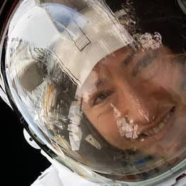 Astronaut Returns To Earth After A Record-Breaking 328 Days In Space