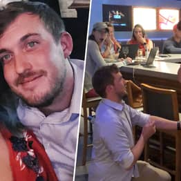 Couple Fake Engagement To Get Free Drinks At Bar