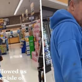 Chicago Mum Confronts Man Who 'Wouldn't Stop Staring At Daughter's A*se' In Store