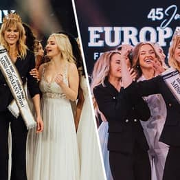 Mum Makes History After Being Crowned OIdest Miss Germany Ever