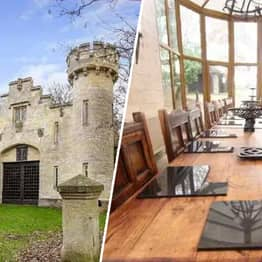 You And 15 Friends Can Now Rent A Castle For £22 Per Night