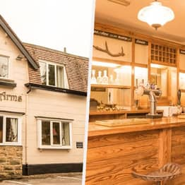 You Can Stay In A Pub And Pull Your Own Pints For £17 A Night