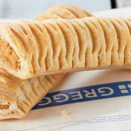 Manchester Woman Fined For Dropping Greggs Paper Bag In 2009