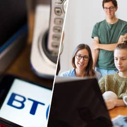 BT Giving All Customers Unlimited Home Broadband