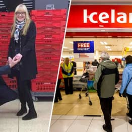 Man Proposes In Iceland Store After Holiday To Iceland Cancelled