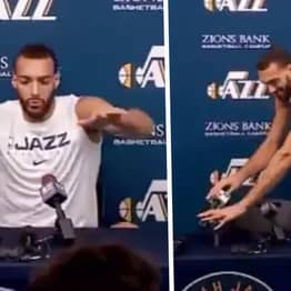 NBA Star Rudy Gobert Who Touched Every Mic Apologises For 'Careless' Mistake After Testing Positive For Coronavirus