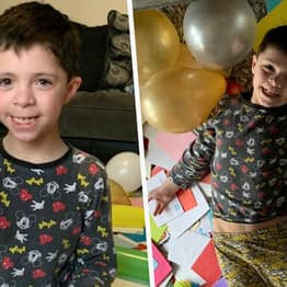 Little Boy Who Is Deaf And 'Has No Friends' Receives 700 Birthday Cards From All Over The World