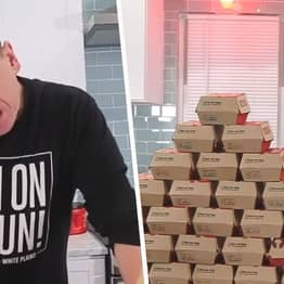 California Guy Eats 32 Big Macs In One Sitting To Set New World Record