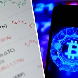 Bitcoin Just Crashed Spectacularly In Mere Moments