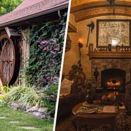 You Can Now Airbnb In An Actual Hobbit Hole