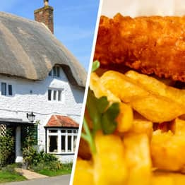 Mystery Man Buys Entire Oxfordshire Village Fish And Chips