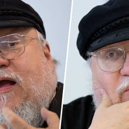 George R. R. Martin In Self-Isolation And Finally Finishing Game Of Thrones Books