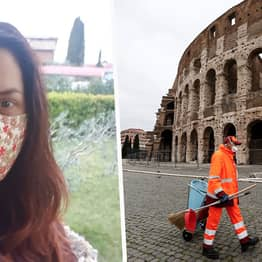 Pregnant Woman In Italy Describes What It's Really Like To Be In Quarantine
