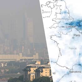 Air Pollution Halves In London, Rome And Milan As Citizens Go Into Isolation