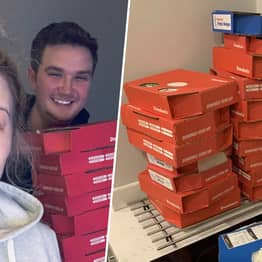 Drunk Sunderland Dad Accidentally Orders 189 Chicken Pieces From Domino's After Drinking For 12 Hours