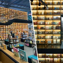 New Mega Bookstore In Malaysia Is Filled With A Million Books