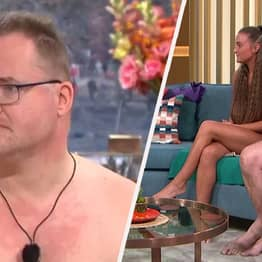 Nudists Appear On This Morning To Talk About Life In The Nude
