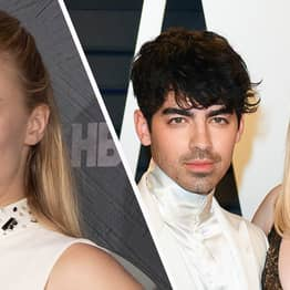 Sophie Turner Says She 'Hated' The Jonas Brothers Before Marrying One