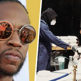 Rapper 2 Chainz Feeds Homeless Instead Of Reopening His Restaurants