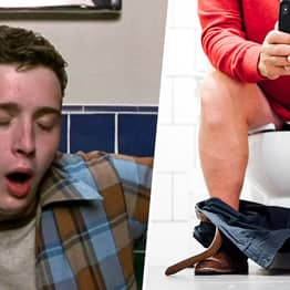 One In 10 People Using Phone While Pooping End Up Masturbating