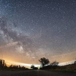 Meteor Shower With Up To 100 Shooting Stars An Hour Starts Tonight